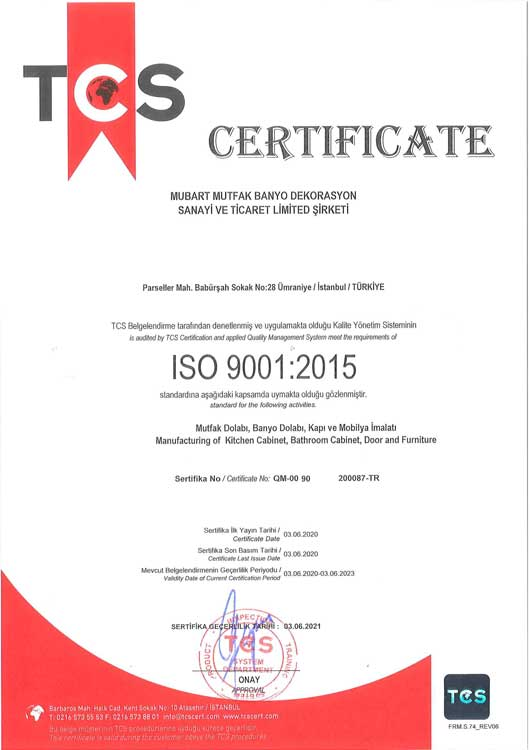 ISO 9007:2015